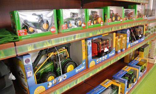 Spielwaren bei AKOM Technik AG in Tägerwilen